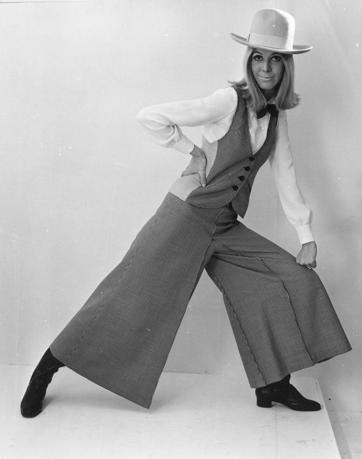 Quant Suit Photograph by Reg Lancaster