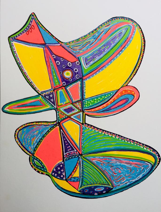 Quantum Vessel by Coco Olson