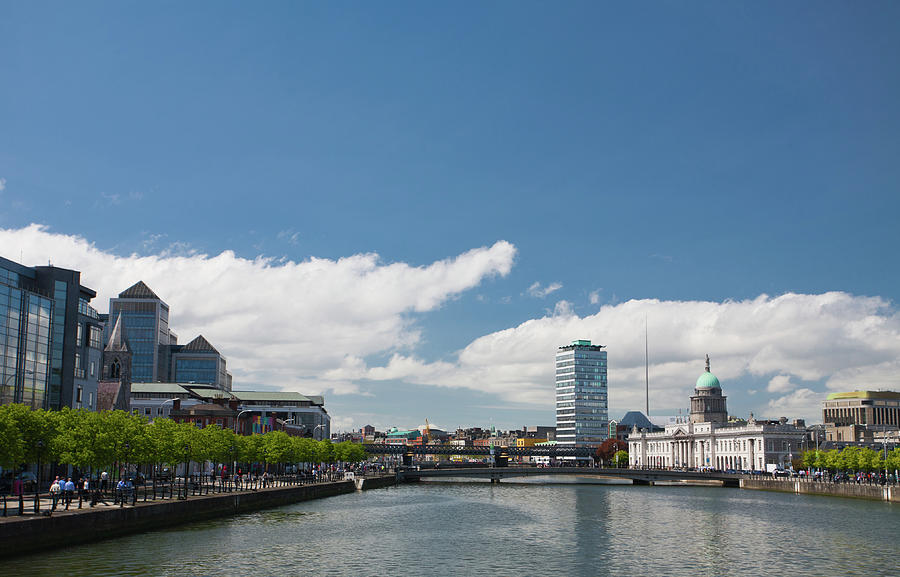 Quays Photograph by David Soanes Photography