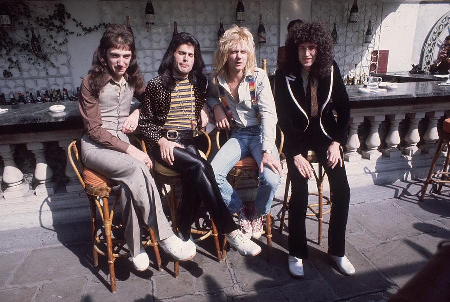 Queen Photograph by Keystone