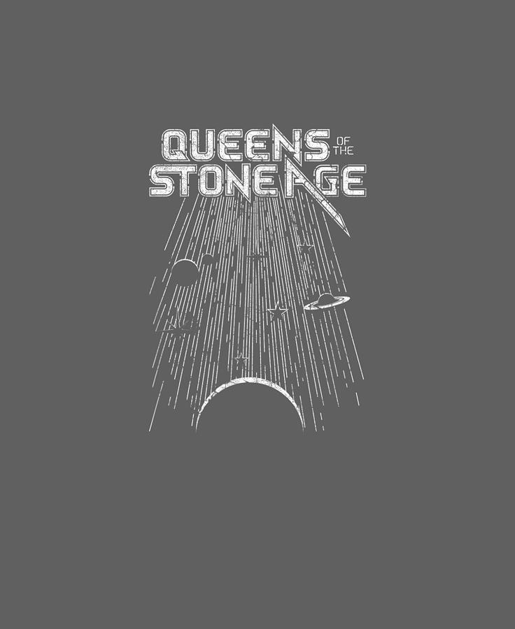 Queens Of The Stone Age Meteor Shower T-shirt