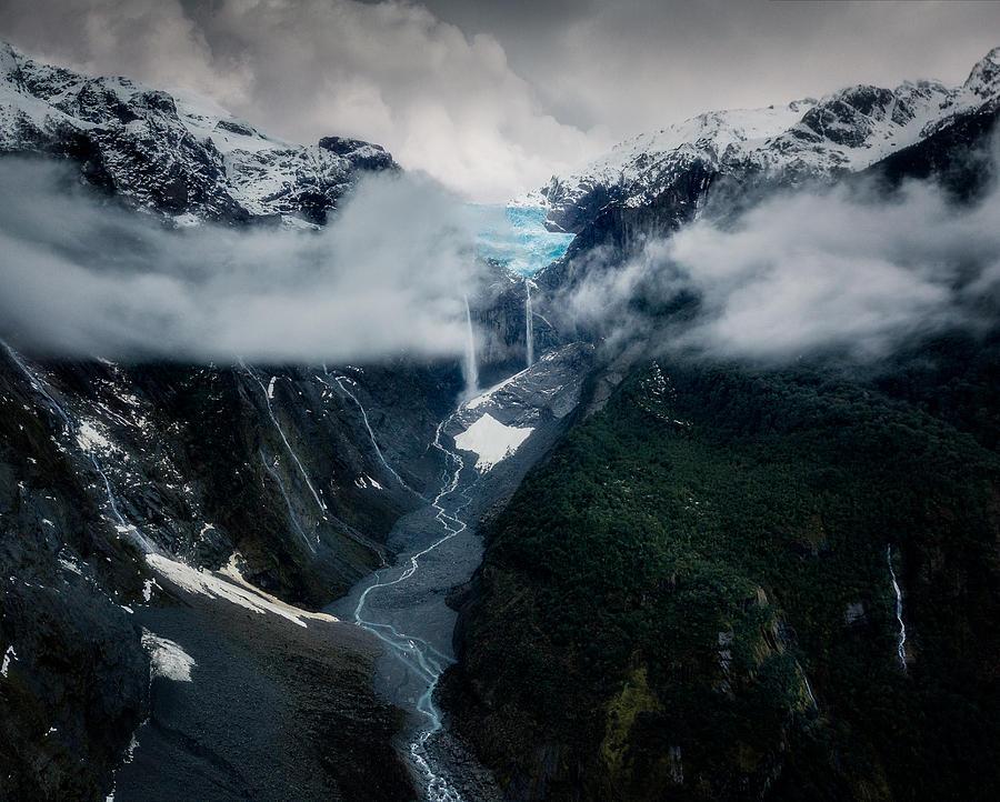 Queulat National Park Photograph