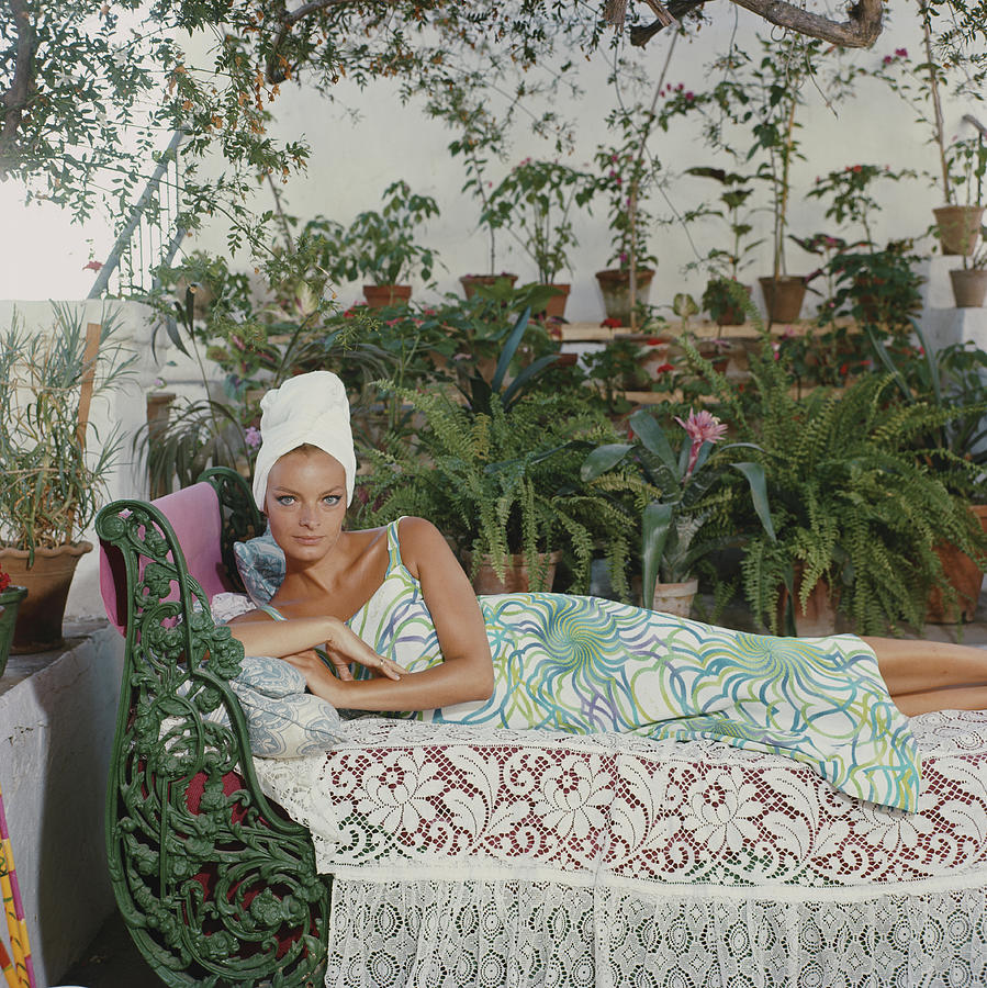 Quiet Afternoon Photograph by Slim Aarons