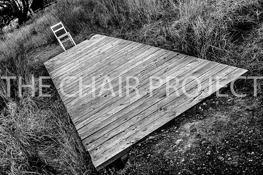 Quiet Meditation / The Chair Project by Dutch Bieber