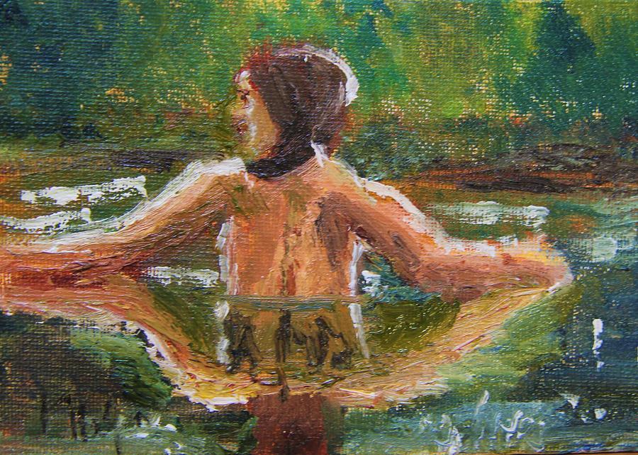 Quiet Reflection by Michael Helfen