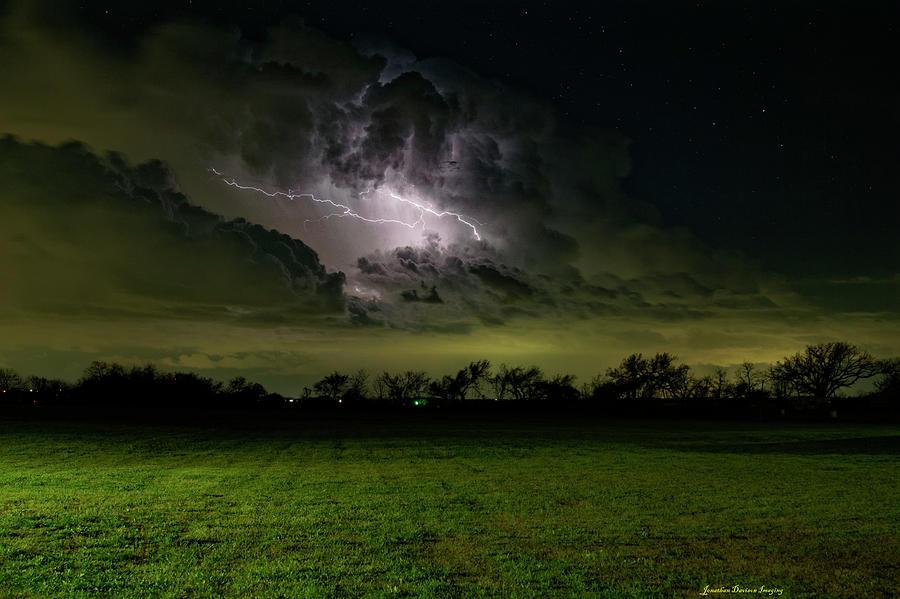 Quiet Storm by Jonathan Davison