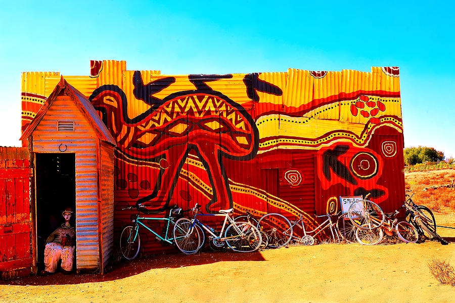 Quirky Sights of the Outback #4 by Lexa Harpell