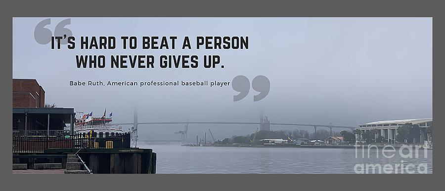 Quote by Babe Ruth by Katherinen W Morse