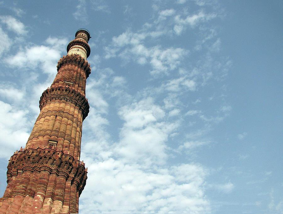 Qutub Minar Photograph by Murali Aithal Photography