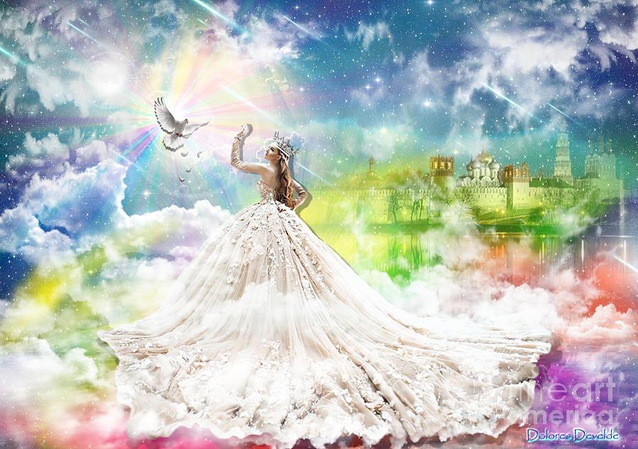 Radiant Bride by Dolores Develde