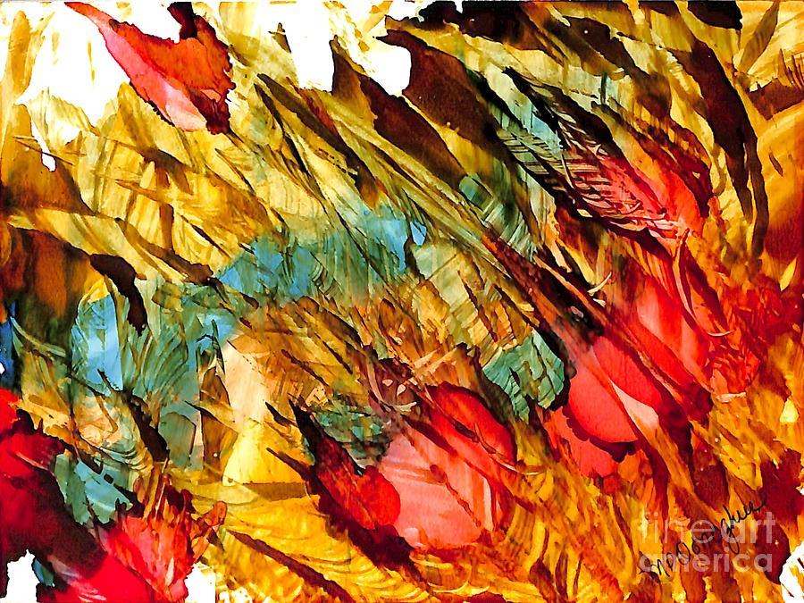 Radish Patch Painting Painting
