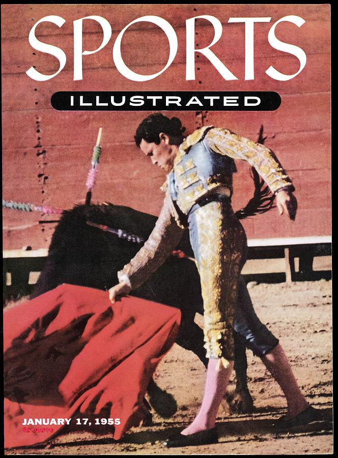 Rafael Rodriguez, Matador Sports Illustrated Cover Photograph by Sports Illustrated