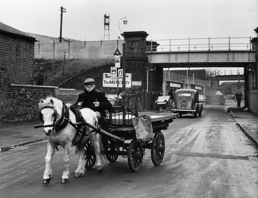 Rag And Bone Man Photograph by Cleland Rimmer