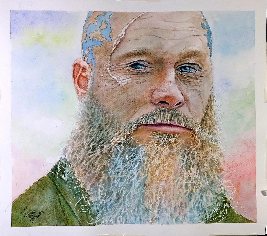 Ragnar Lodbrok by Richard Benson