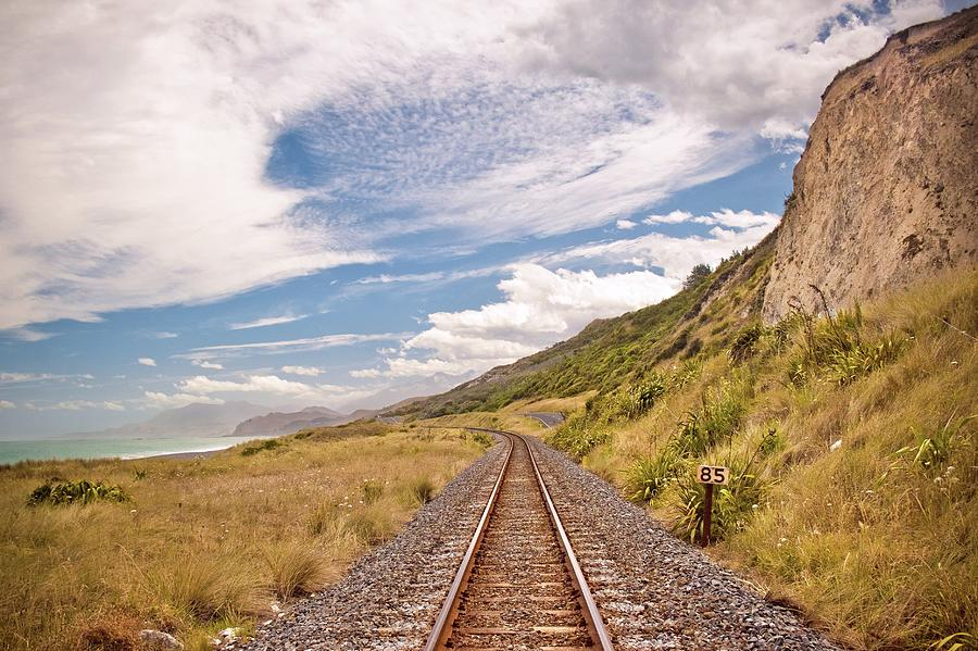 Railroad Photograph by Photo By Stas Kulesh