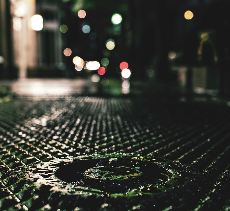 Rain Bokeh by Stephen Riella