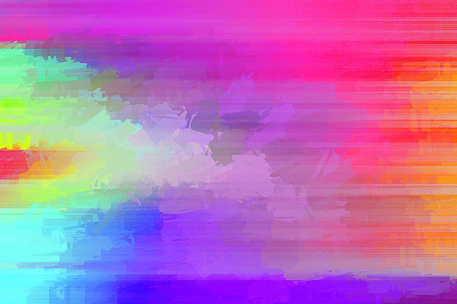 Rainbow Colors by Reynaldo Williams
