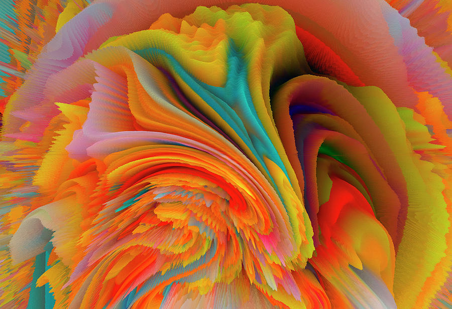 Rainbow by Elena Gantchikova