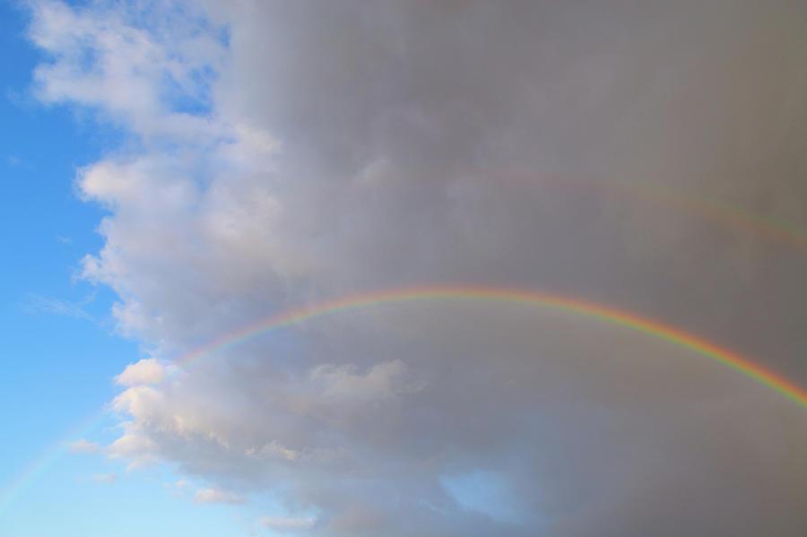 Rainbow Photograph by Lisavalder