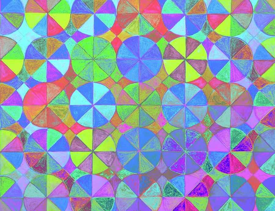 Rainbow Shard by Elizabeth Anne
