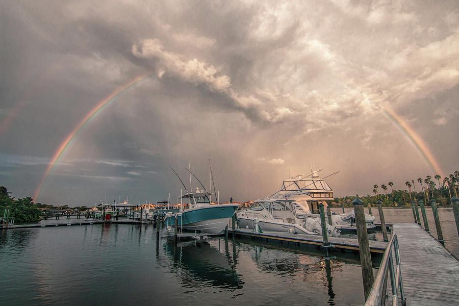 Rainbow Vista by Dorothy Cunningham