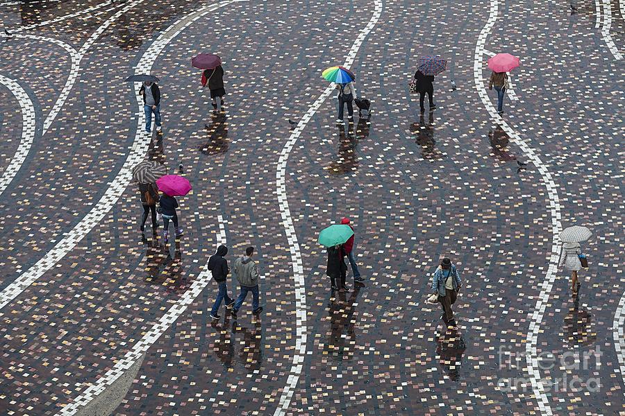 Overcast Photograph - Rainy Day by Anastasios71