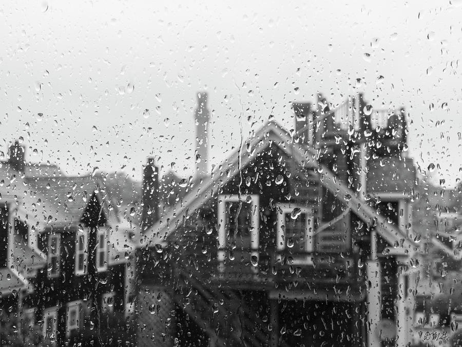 Rainy day in Provincetown  by David Gordon