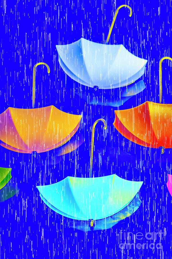 Weather Photograph - Rainy Day Parade by Jorgo Photography - Wall Art Gallery