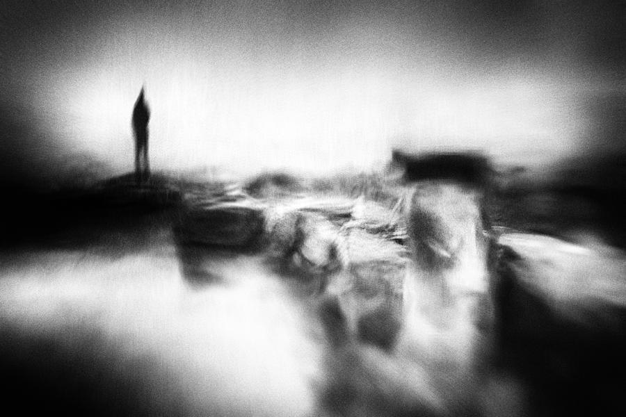Mood Photograph - Rainy Mood 2 by Gustav Davidsson