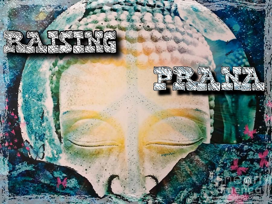 Raising Prana by Christine Paris