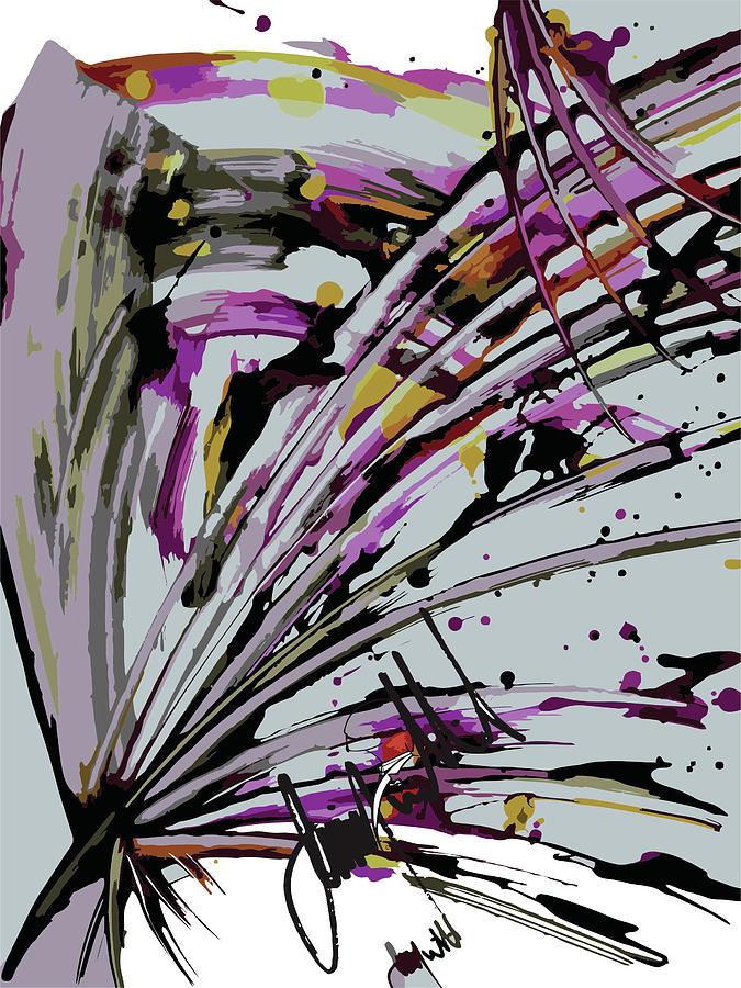 Rake Digital Art by Jimmy Williams