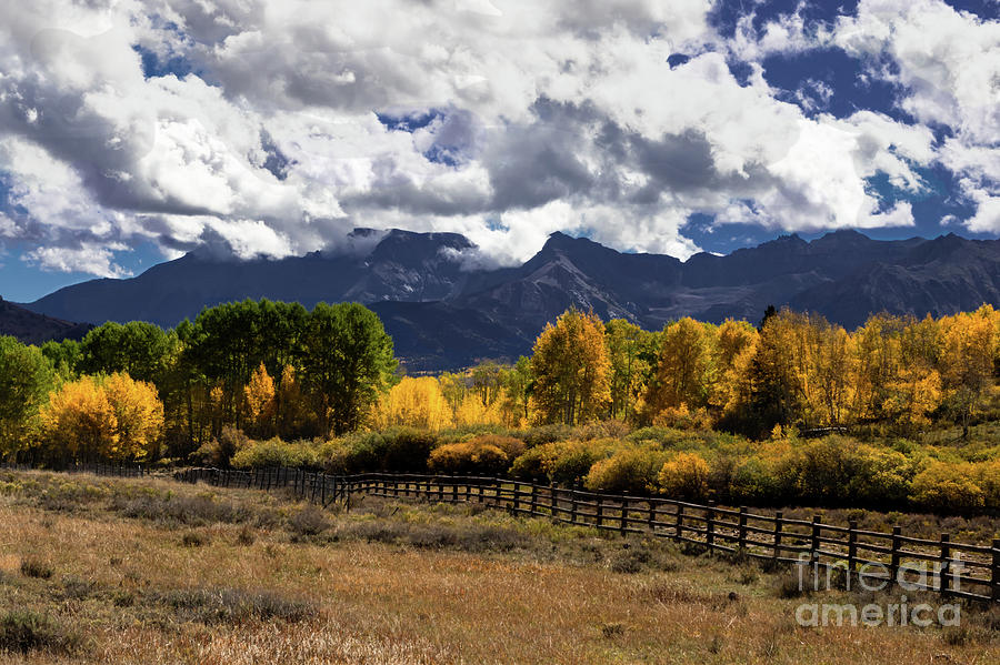 Ralph Lauren Ranch Photograph - Ralph Lauren Ranch by Norma Brandsberg