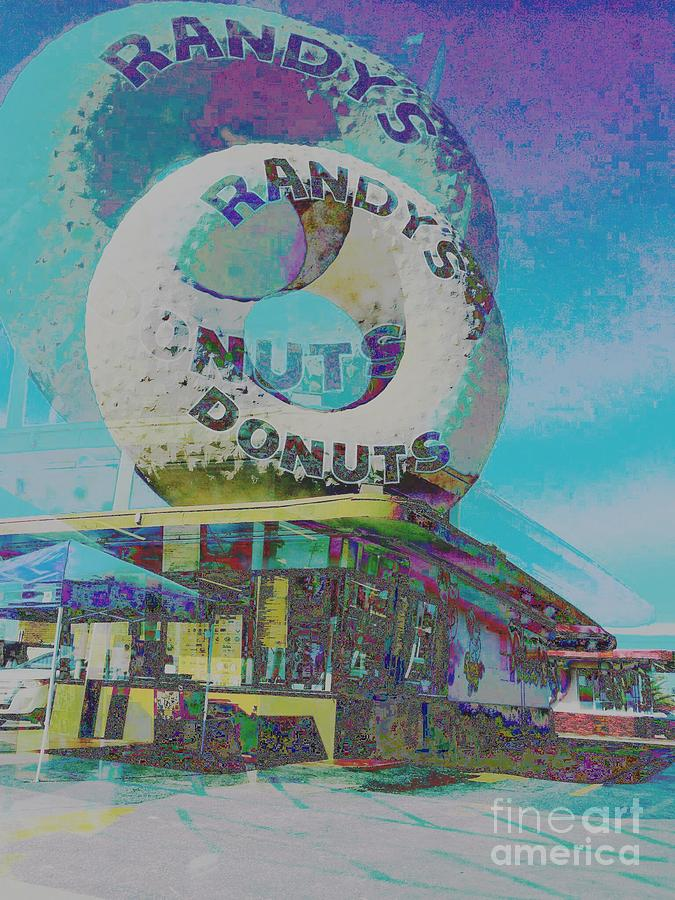 Randy's Donuts by Jenny Revitz Soper