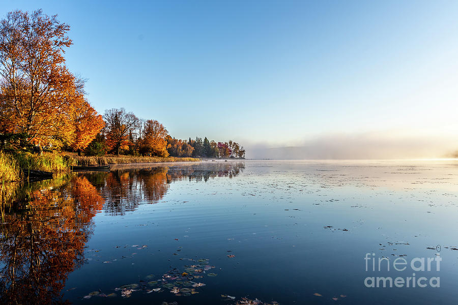 Rangeley Sunrise by Anthony Baatz
