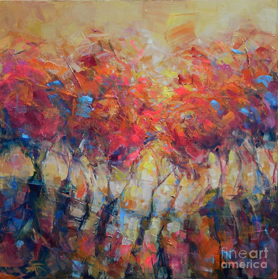 Raspberry Ridge I by Dan Campbell
