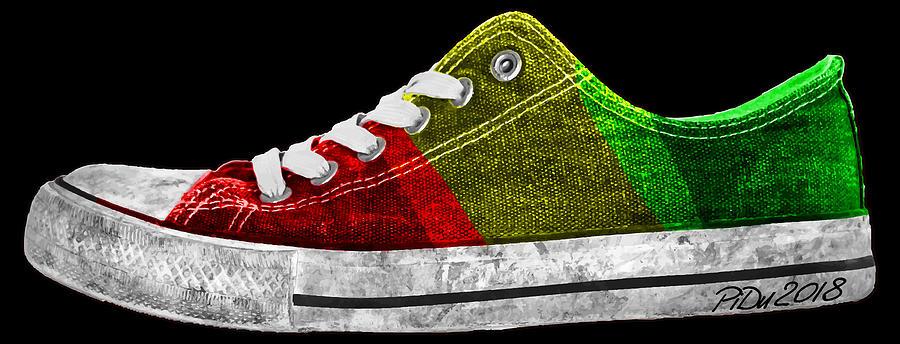 Rasta Sneaker by Piotr Dulski