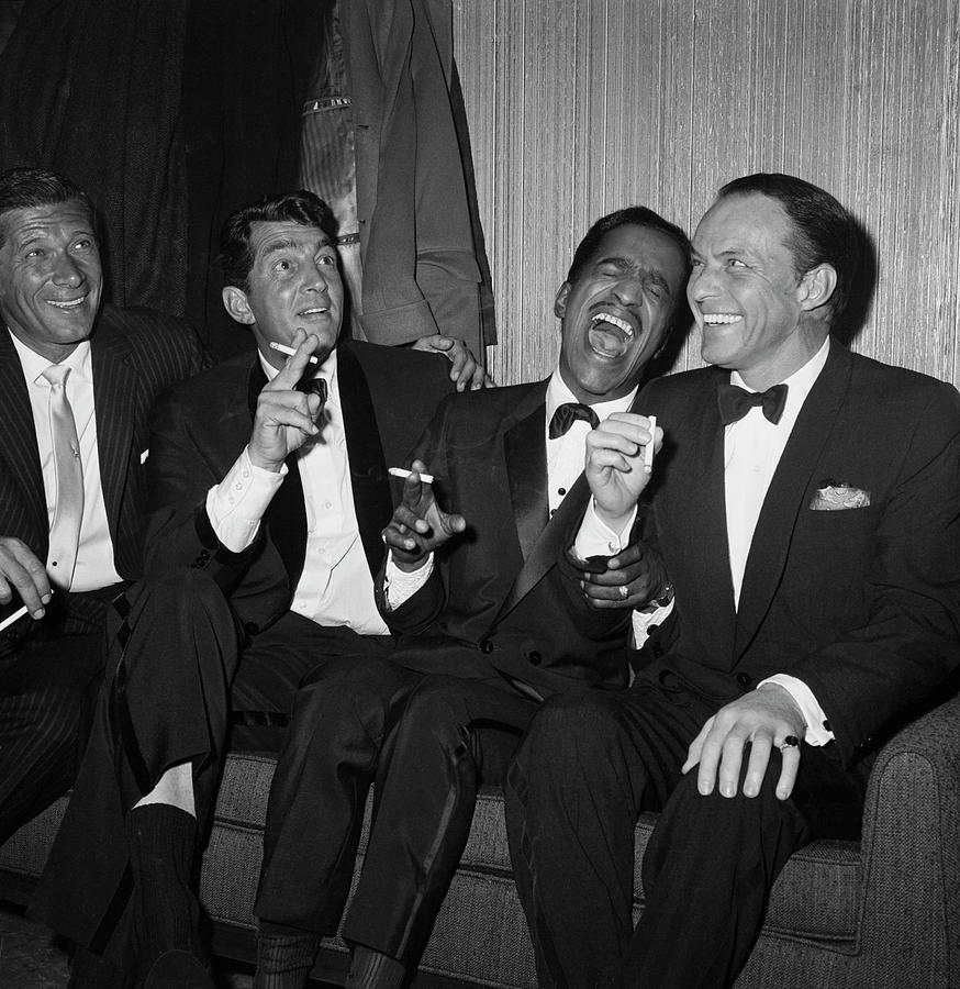 Rat Pack At Carnegie Hall Photograph by Bettmann