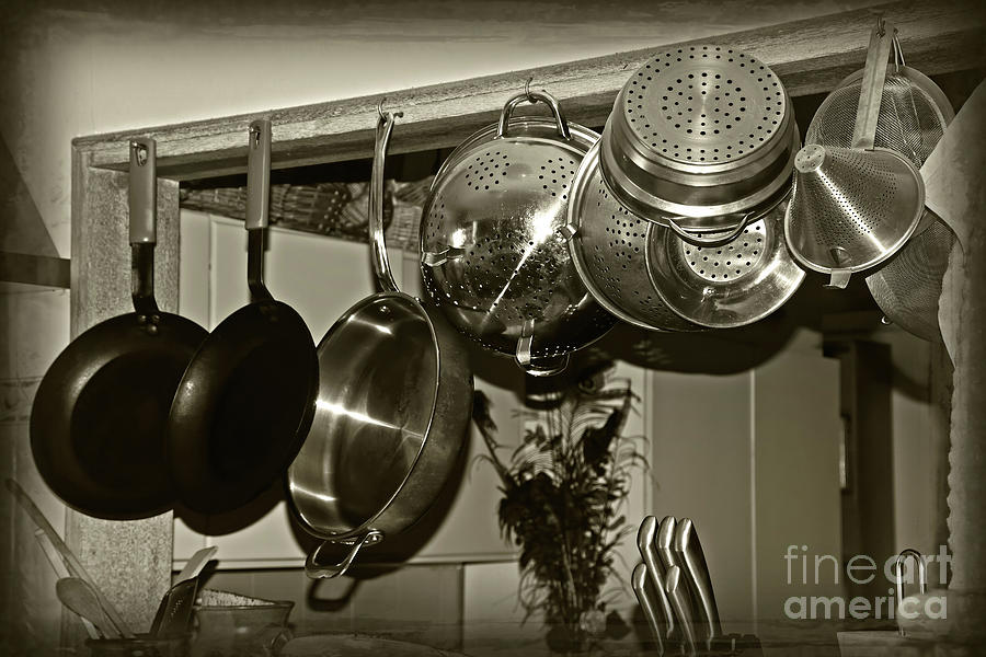Rattle those Pots and Pans by Kaye Menner by Kaye Menner