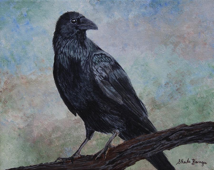 Raven by Sheila Banga