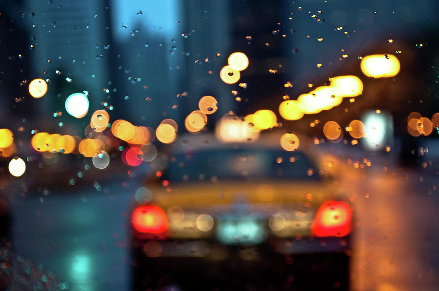 Raw, Wet & Cold Photograph by Romeo Banias