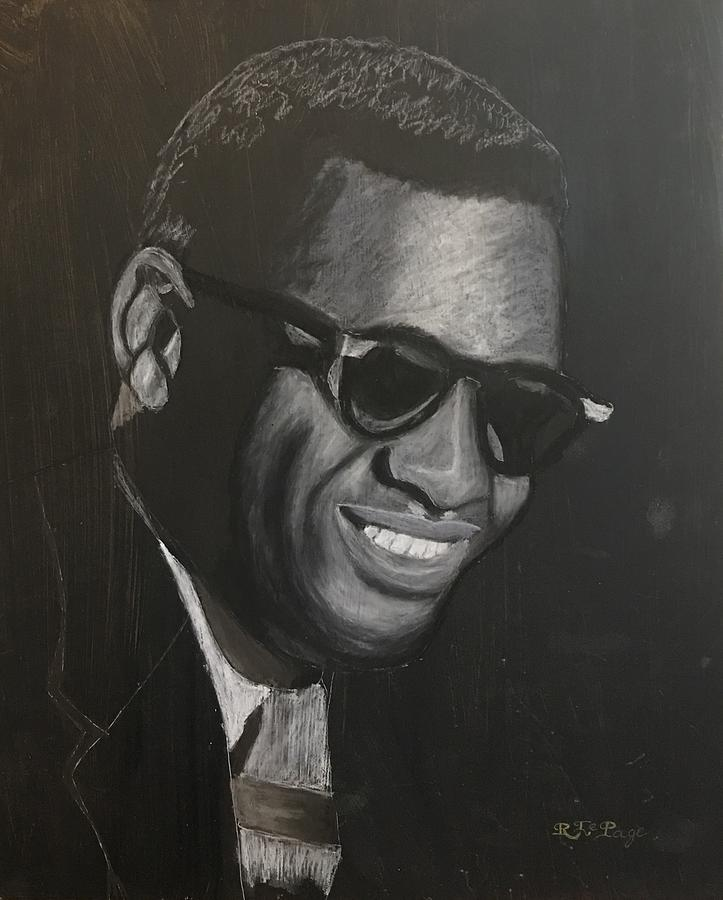 Ray Charles by Richard Le Page