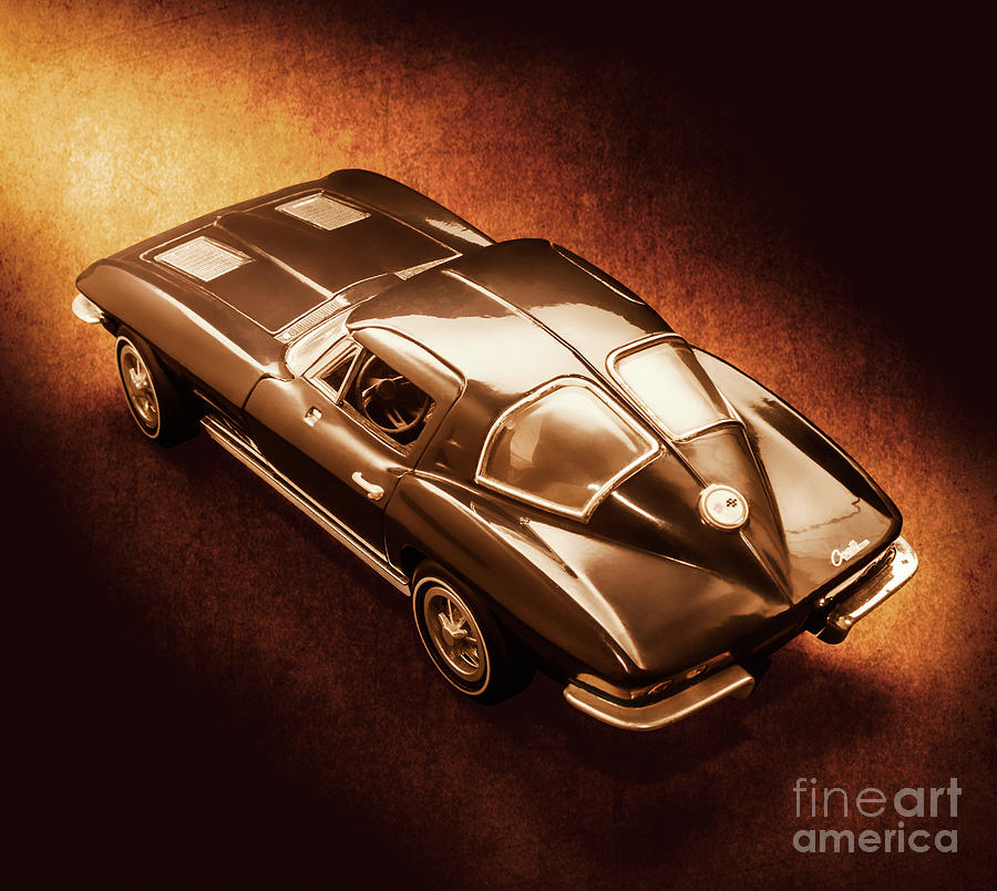 Chevrolet Photograph - Ray Tail by Jorgo Photography - Wall Art Gallery