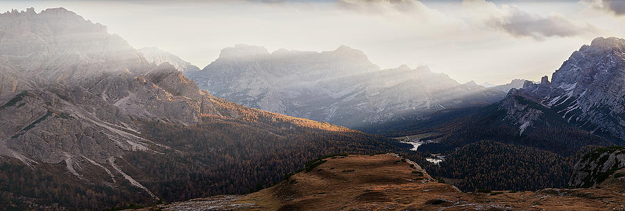 Rays in the Valley by Jon Glaser