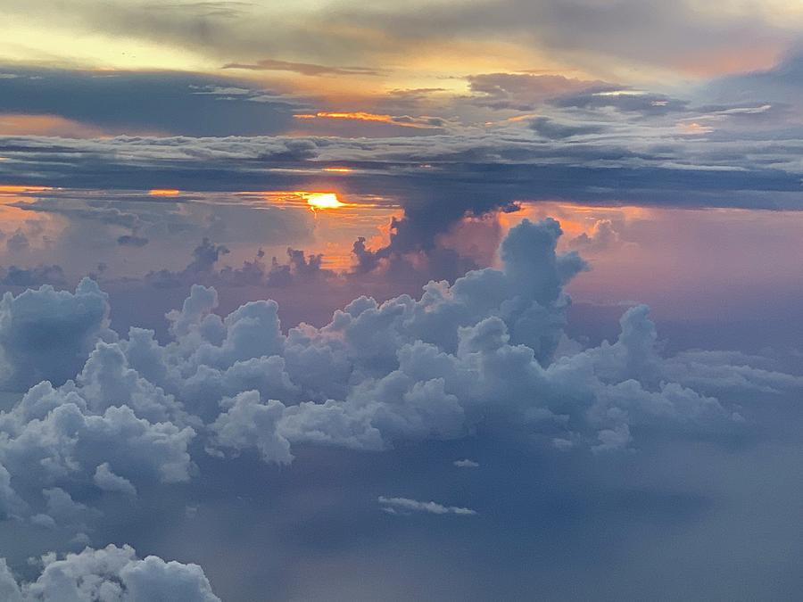 Reaching Sunrise by ANTHONY FISHBURNE