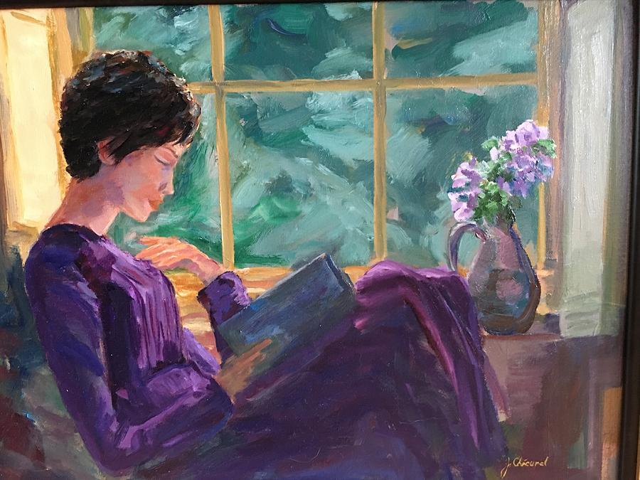 Reading by Joe Chicurel