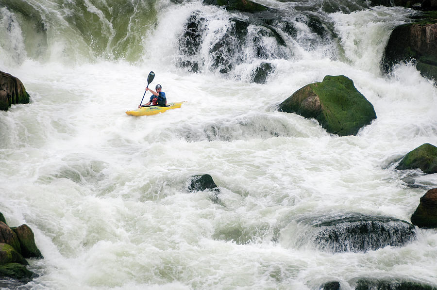 Reading the Rapids by Todd Henson