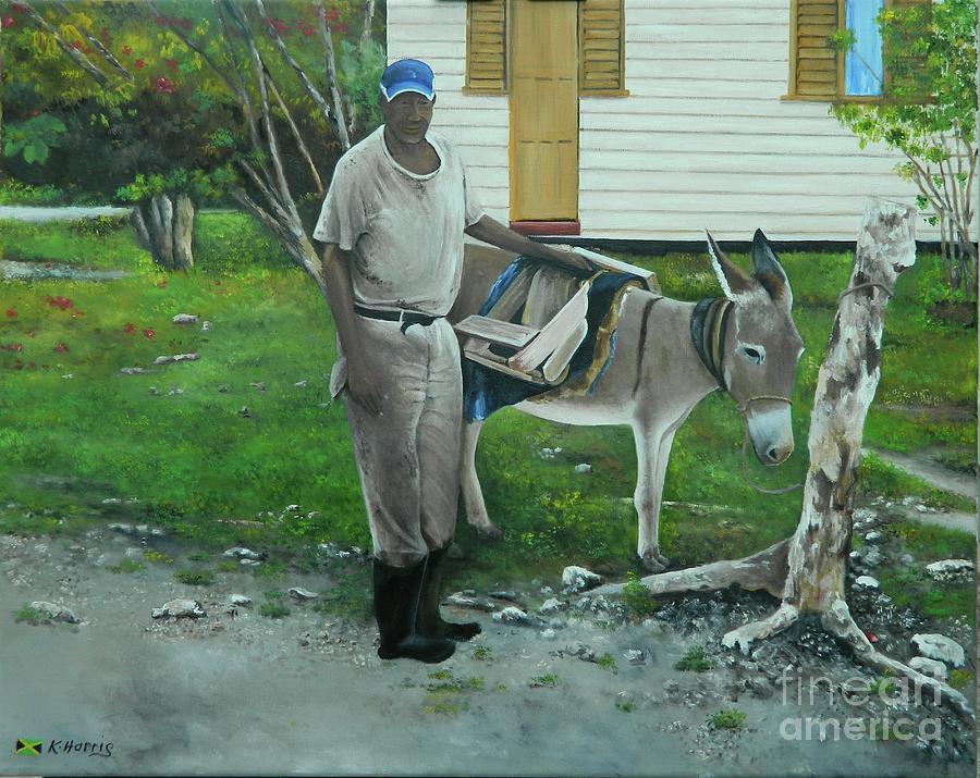 Ready For Farming by Kenneth Harris