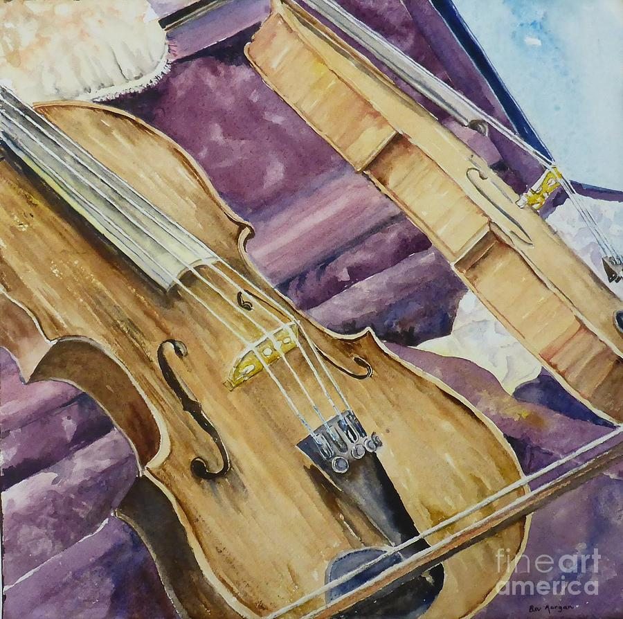 Ready to Fiddle by Bev Morgan