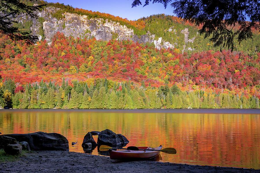 Ready to Kayak Jobs Pond by Tim Kirchoff