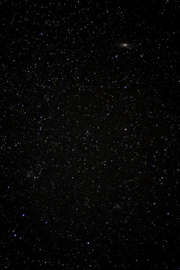 Real Night Sky Photograph by Aarstudio